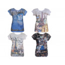 wholesale Shirts & Tops: T-Shirt SHIRT  LADIES T-SHIRTS TOP T-Shirt SHIRTS S