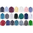 Großhandel Hemden & Blusen: MEN LONG SLEEVE MIX FARBEN MODELLE