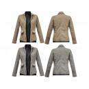 wholesale Coats & Jackets: Jackets cotton blouses brown gray
