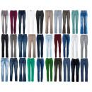 Großhandel Fashion & Accessoires: Denim Jeans Jeans  Jeans für Frauen Farben mischen
