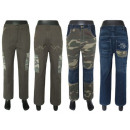 wholesale Childrens & Baby Clothing: Children jeans  trousers long militias moro