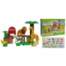 wholesale Blocks & Construction: The BLOCKS BOX ZOO ANIMALS ELEMENTS 30