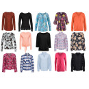 wholesale Shirts & Blouses: Women's  blouses evening  gala summer mix ...