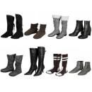 Botas de los  zapatos de tacón zapatos de mujer mod