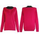 Großhandel Pullover & Sweatshirts: SWEATSHIRTS PULLOVER LANGE ÄRMEL TUNIKA 50