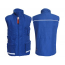 Großhandel Arbeitskleidung: Arbeiter-VEST VEST POLAR R. XXL