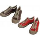 groothandel Sportschoenen: Sneakers sportschoenen sneakers laag leer