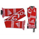Scarfs for fans Poland white and red ADIDAS