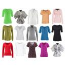 wholesale Shirts & Blouses: Ladies' summer evening wear formal blouses