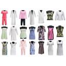 Nachthemden, Damenblusen, Kleider, Mix-Sets