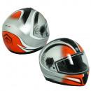 MOTORCYCLE HELMET MAN MOTOR SCOOTER VESPA L 59 CM