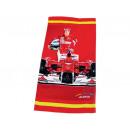 Asciugamani in spugna 75x150 Ferrari F1 Fernando A