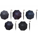 UMBRELLAS UMBRELLA  AUTO FOLDING LARGE 90CM