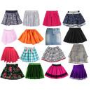 wholesale Childrens & Baby Clothing: FASHIONABLE SKIRTS CHILDREN'S SHORT JESANS