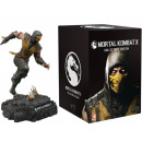 SCORPION MORTAL KOMBAT X 28 FIGURE DE COLLECTION