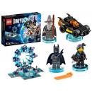 Blokken LEGO Afmetingen set 71173 Batman figuren