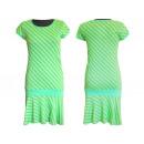grossiste Vetements: Chemises tuniques T-Shirt robes vertes 170/176