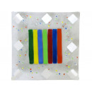 Großhandel Geschäftsausstattung: Dekoratives dekoratives dickes Glas der Glasplatte