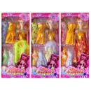 Große Puppen mit  Kleidung Kleider Spielzeug Puppe