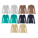 SHIRTS TUNICS LONG SLEEVES T-Shirt TOPS