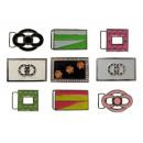 wholesale Belts: Buckles for belt straps metal sizes colors
