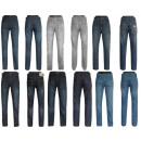 Lange Hosen Frauen Jeans Männer mischen Modelle