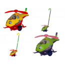wholesale RC Toys: Pushers LARGE  HELICOPTERS TO PUSH on a stick