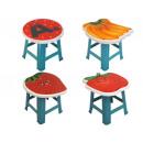 Großhandel Kindermöbel: Tische, Plastikhocker, Kinderständer