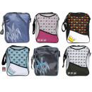 Großhandel Handtaschen: Umhängetaschen für die Schule auf einem Laptop Tab