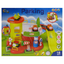 wholesale RC Toys: PARKINI AIRPORT  slides 3x Toy + HELICOPTER