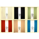 wholesale Curtains & Drapery: WEDDING CURLY 1 PIECE MIX SIZE COLORS