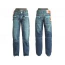 Großhandel Jeanswear: Lange Baumwolljeans der Männer 38-48