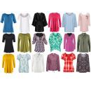 Tunika Blusen Hemden Mischung 36-46