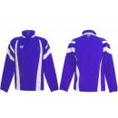 Großhandel Sportbekleidung: Sportsweatshirts mit Strickjacken ERIMA blau