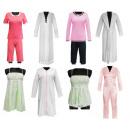 Großhandel Nachtwäsche: Damenhemden Blusen Kleider Tuniken Bademäntel