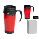 wholesale Thermos jugs: Thermos thermos cups for work 0.35 L red
