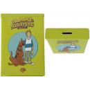 Cajas de hojalata de caja de dinero Scooby Doo gad