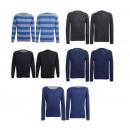 Großhandel Pullover & Sweatshirts: SWEATSHIRT MENS CUBUS SWEATSHIRT KOMFORT MIX MODEL