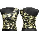 Großhandel Shorts: Asymmetrische Hemden, Blusen, Damenshorts