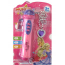 grossiste Electronique de divertissement: KARAOKE MICROPHONE  POUR ENFANTS SOUND OFF PENDENTI