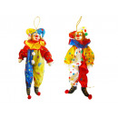 wholesale Business Equipment: Clown Clown CLOWN  TOY DOLL PENDANT FIGURKA