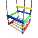 SWINGS WOODEN BIG  SOUND swinging Children