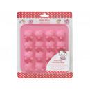 Großhandel Kinder- und Babybekleidung: Silikonformen für Schokoladenkekse Hello Kitty