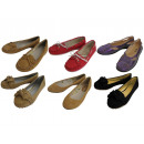 Großhandel Schuhe: Loafers SCHUHE  BALLERINA LADIES SCHUHE