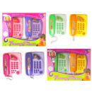 Telefone Spielzeug  für Kinder eingestellt Intercom