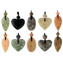 Colliers avec  pierres chaînes colliers bijoux
