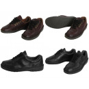 MEN'S SHOES LEATHER SHOES LEATHER BROWN BLACK