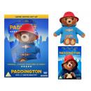 hurtownia Zabawki: Zestawy Paddington film DVD i miś pluszowa zabawka