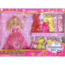 Big dolls in dresses 12x dress toys