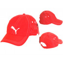 Baseball caps with Puma Youth pocket